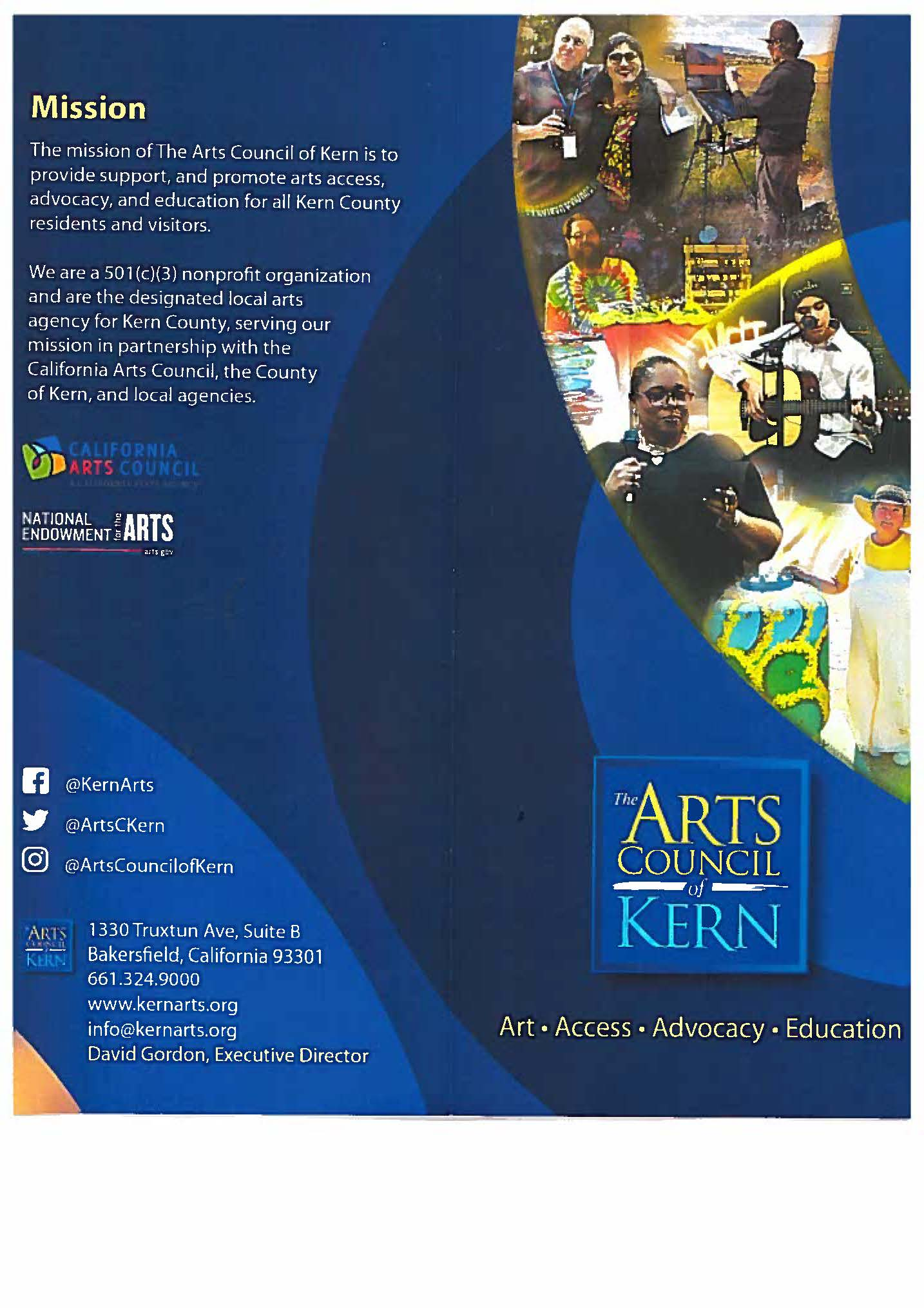 Arts of Council of Kern_Page_1