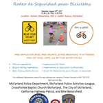 Bicycle Safety Rodeo Flier _8.26.2017 (002)